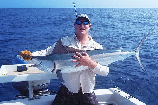 grant's black marlin on stressless