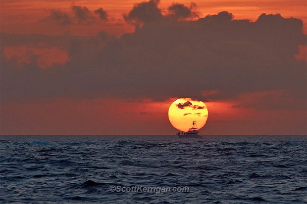 Scott Kerrigan Sunset shot
