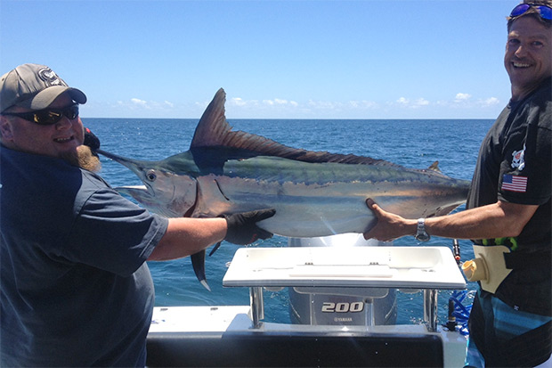 mick black marlin