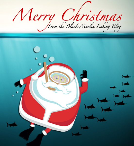 merry christmas from bmfb 187 black marlin blog