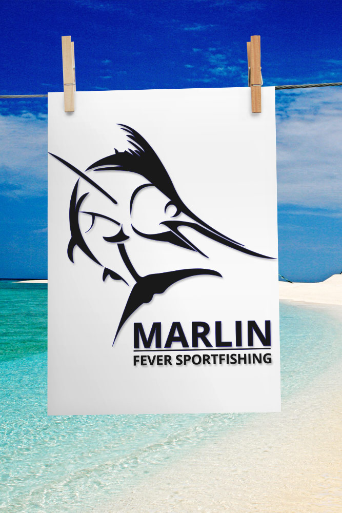 fishing logo design 187 black marlin blog
