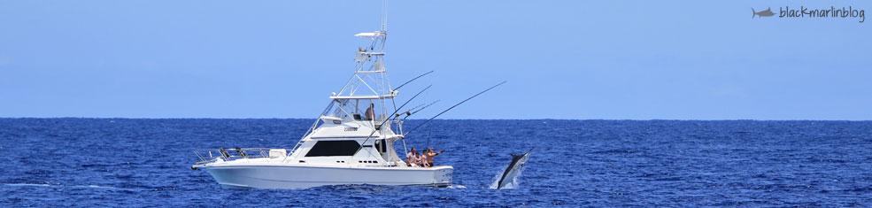 Booking a fishing charter